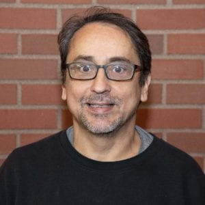 Profile Photograph of Tony Medina
